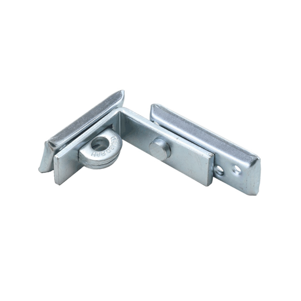 Heavy Duty 90 Degree Angle Bar Hasp