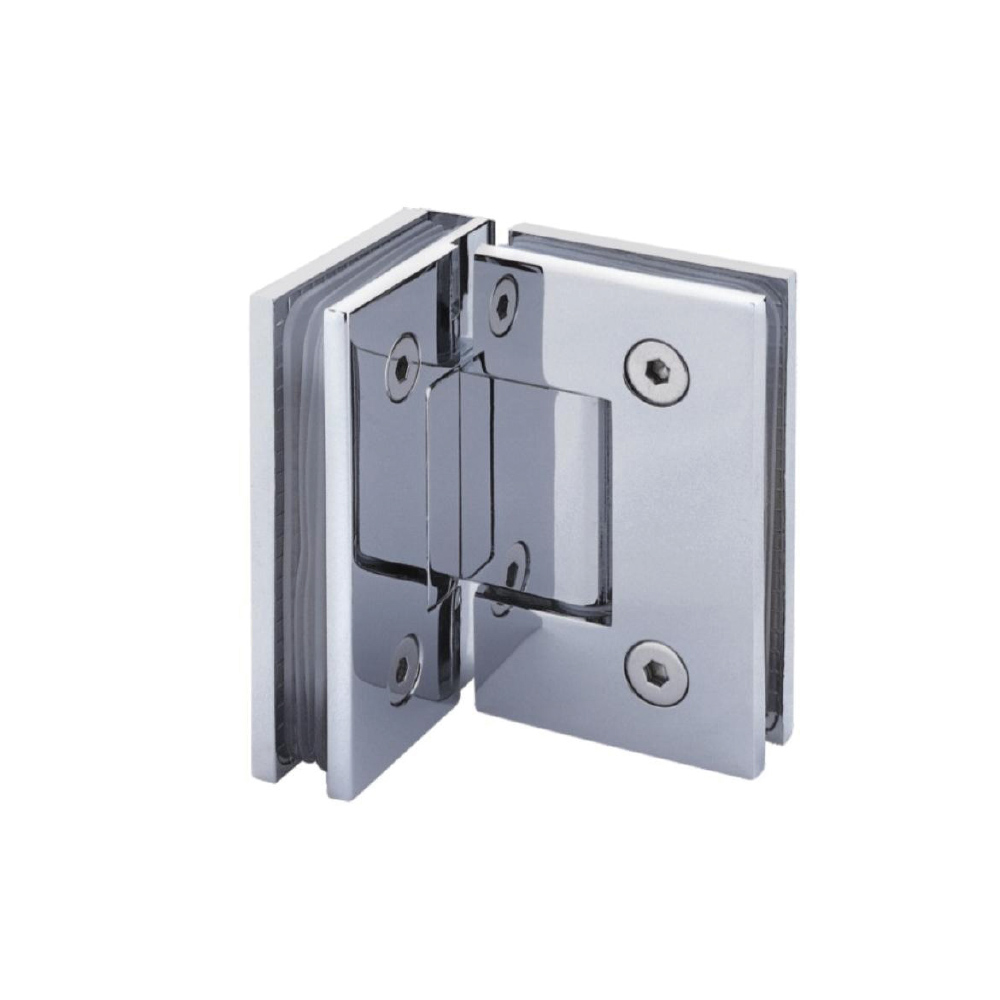 90° Shower Hinge