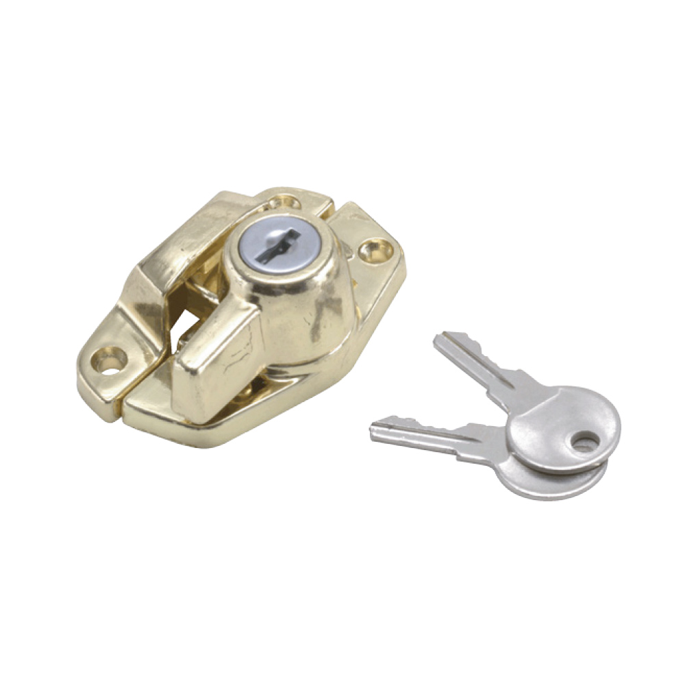 Keyed Sash Window Lock