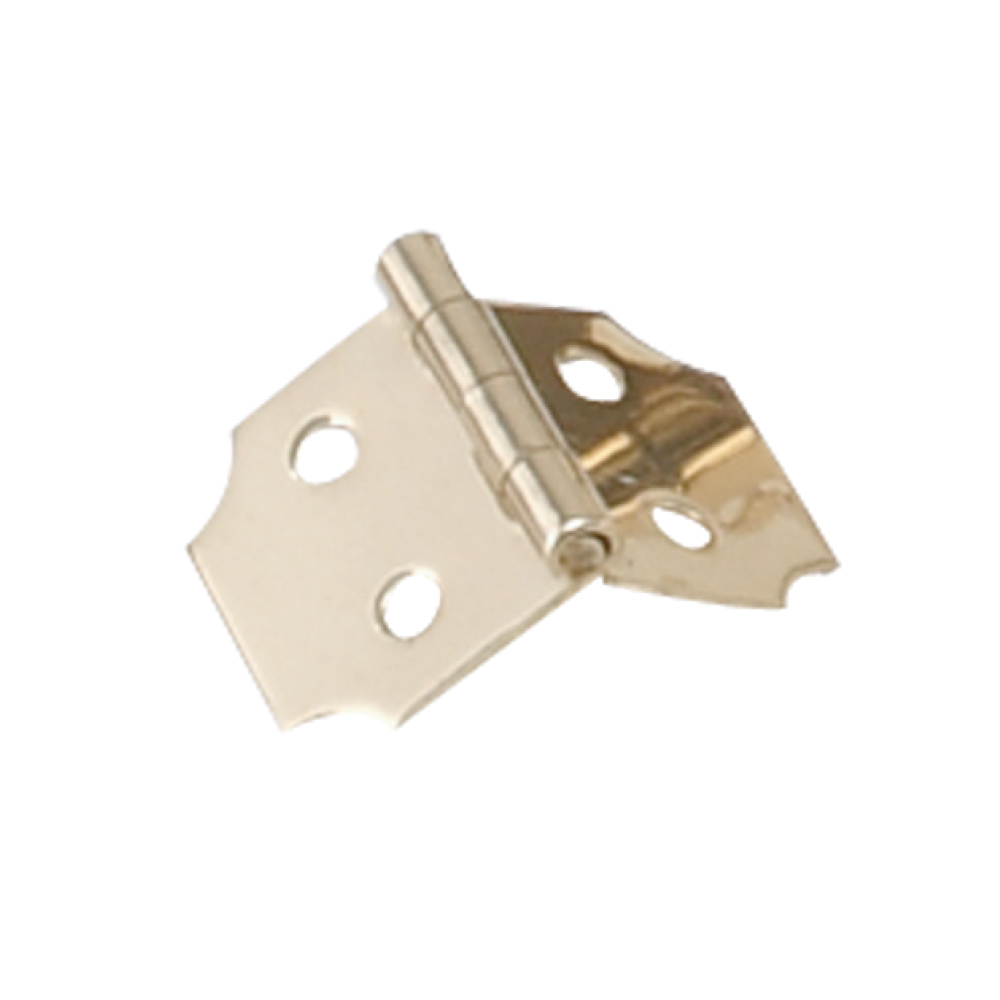 Solid Brass Ornamental Hinge