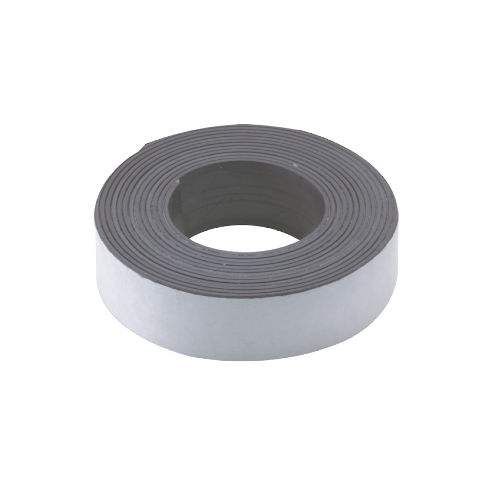 Magnetic Tape w/Adhesive Backing